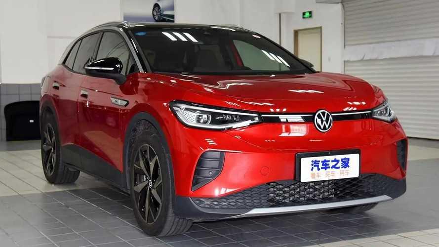 Volkswagen ID.4 - lançamento na China