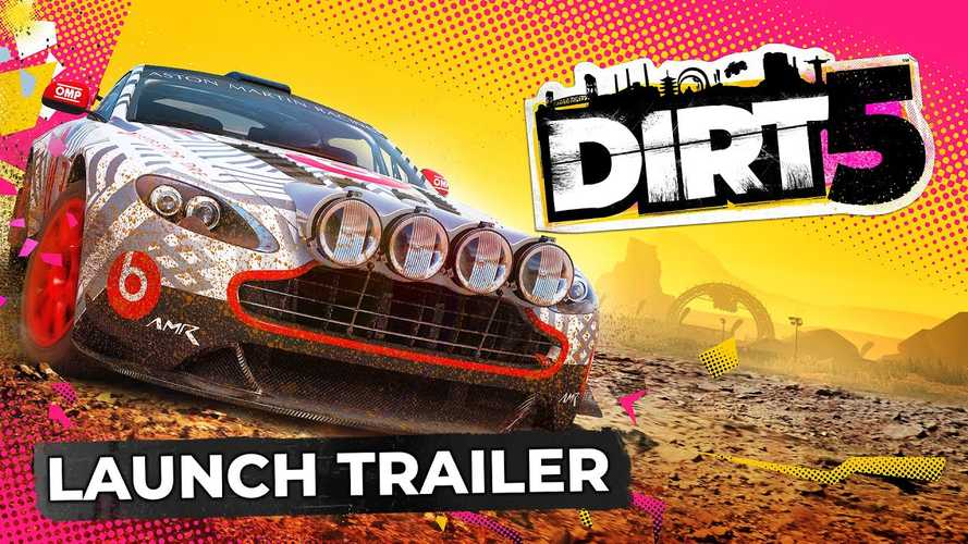 Codemasters DiRT 5, immediato e frenetico