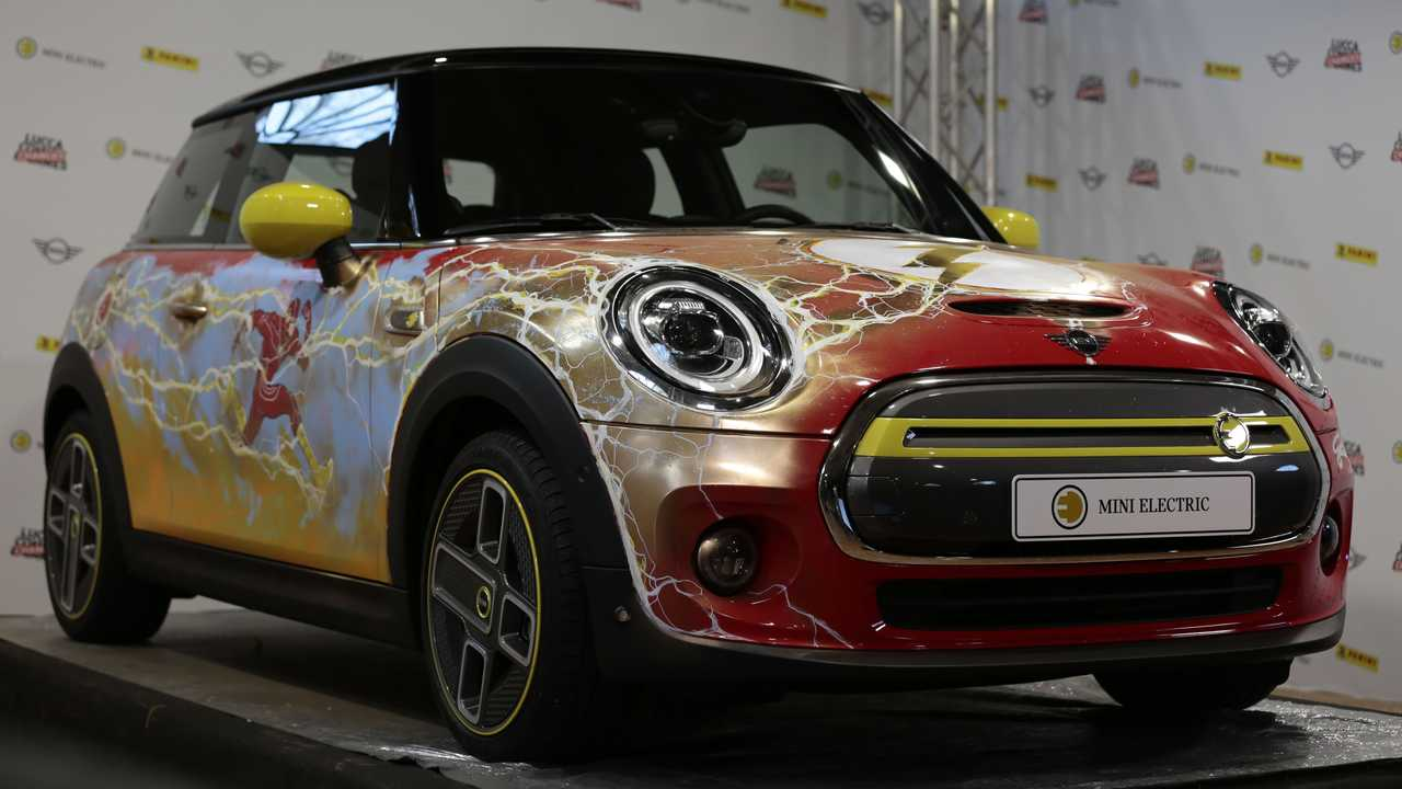MINI Cooper SE The Flash