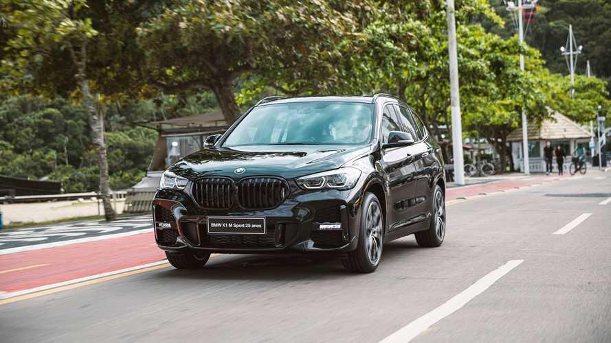 SUVs premium mais vendidos em 2020: Sob ameaça, BMW X1 é tetracampeão