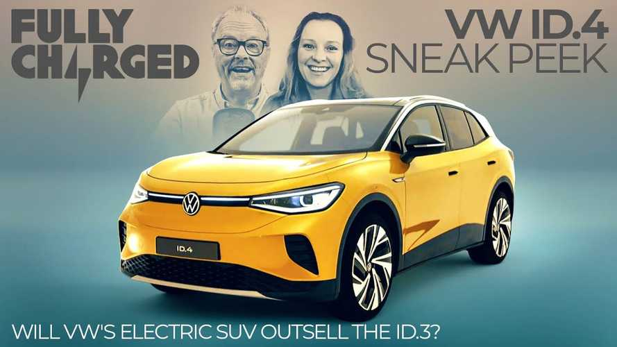 Video Asks Whether Volkswagen ID.4 Crossover Will Outsell ID.3 Hatchback