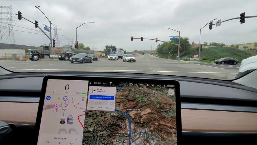 Watch Two 30+ Minute Long Tesla Early Beta Full Self Driving Test Drives