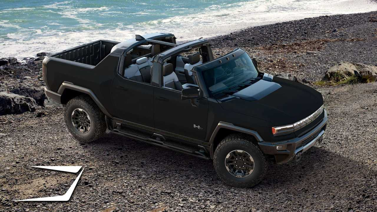 GMC Hummer EV In Colors | InsideEVs Photos