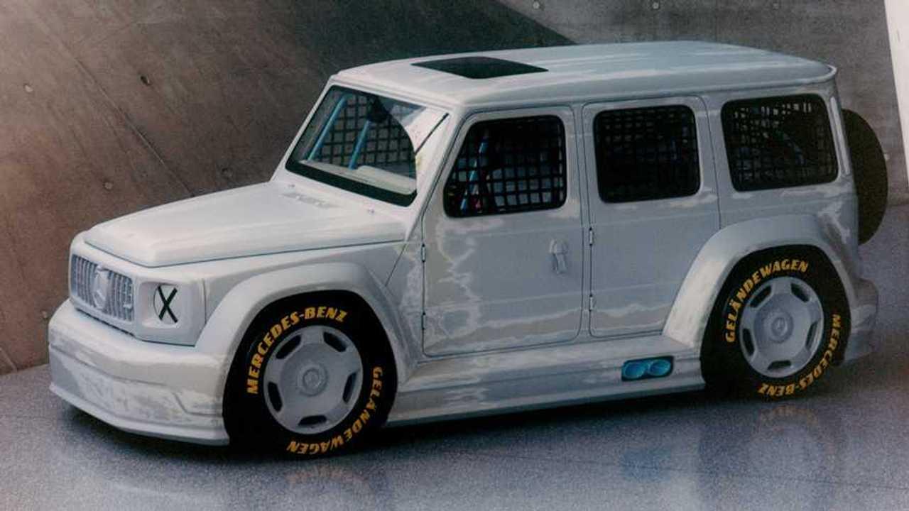 Mercedes-Benz G-Klasse Project Geländewagen