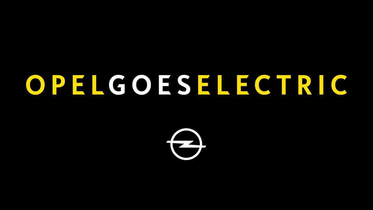 Opel Goes-Electric logo