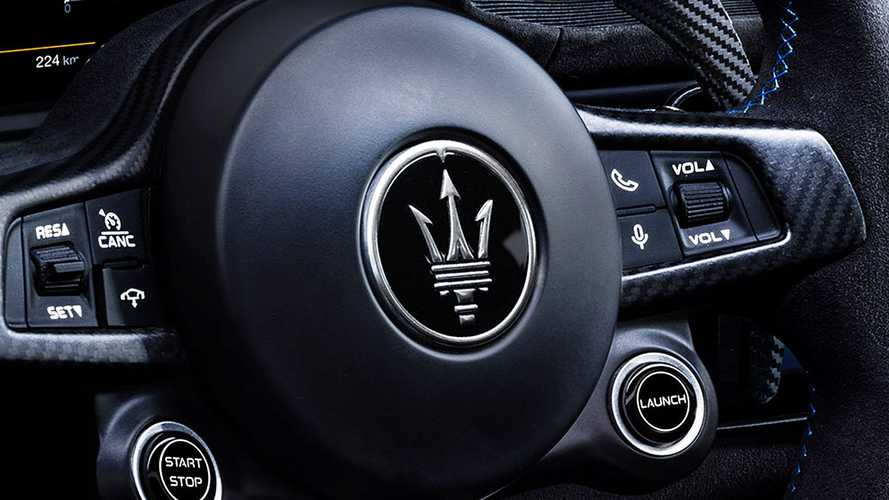 Maserati has a new Trident logo, here's what's different
