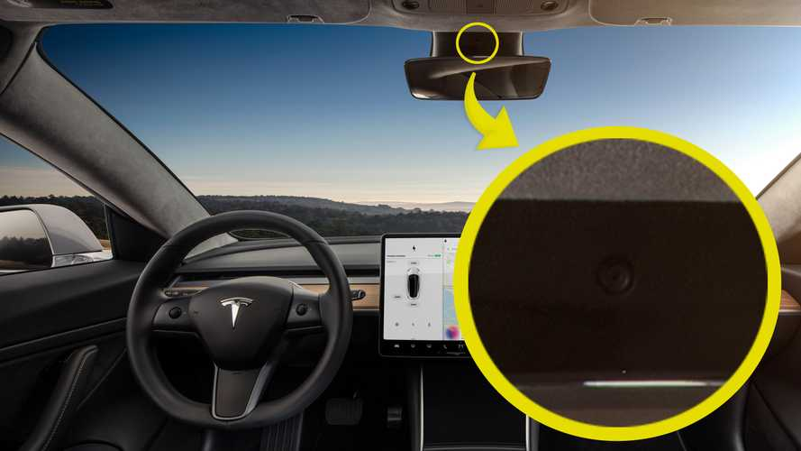 Here's what the cabin-facing camera in Teslas is for (probably)