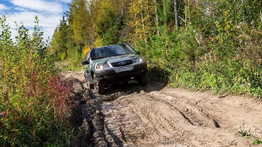 UAZ Hunter Expedition contro Lada Niva Off-road