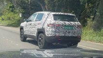 Jeep Compass 2022 - Novo flagra