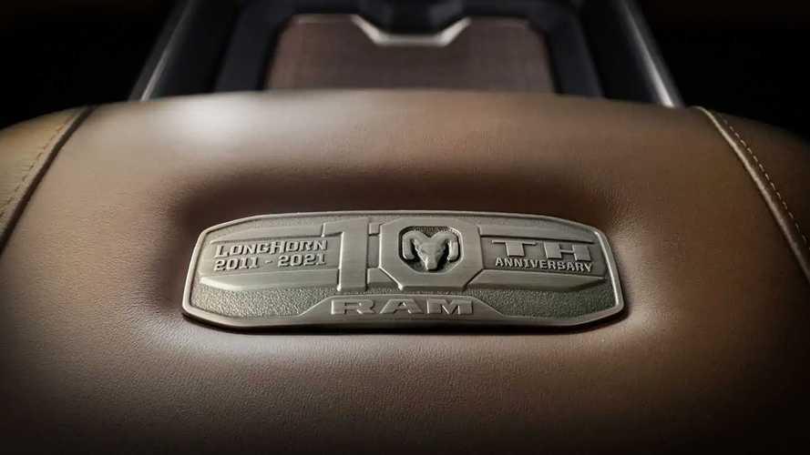 2021 Ram 1500 Limited Longhorn 10th Anniversary Edition