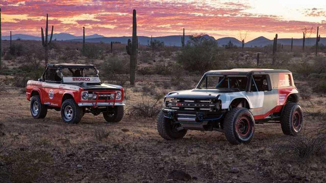 Ford Bronco, 6 progetti folli