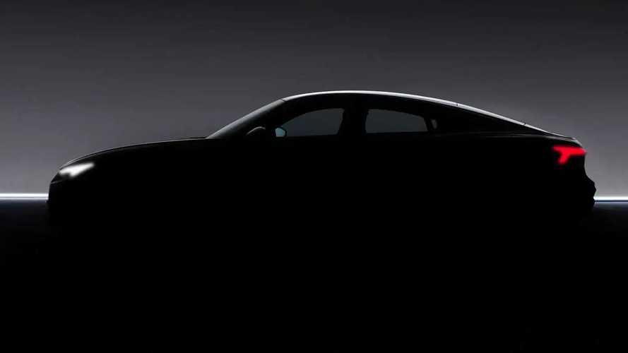 Audi E-Tron GT teasers