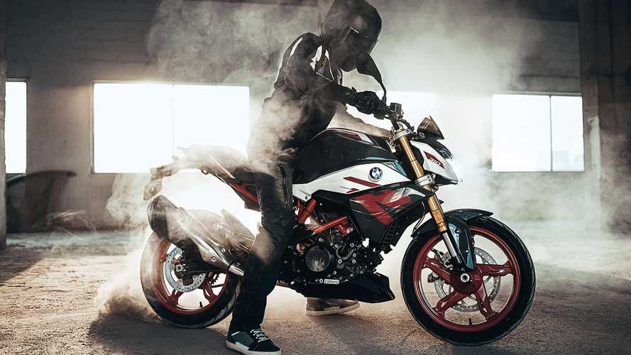 After The GS, The Updated BMW G 310 R Reveals Itself