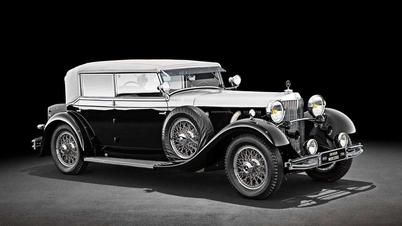 Mercedes-Benz 770 Cabriolet D, Baujahr 1931