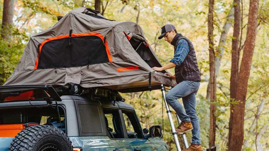 Ford Bronco Overland Konsepti
