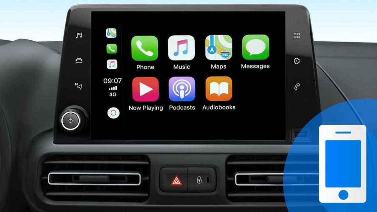 Siri Apple Car Play tech 8 ottobre 2020