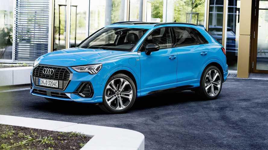 Elstartolt az Audi Q3 plug-in hibrid sorozatgyártása a győri Audinál