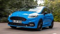 Ford Fiesta ST Edition: Einstellbares Fahrwerk und besondere Optik
