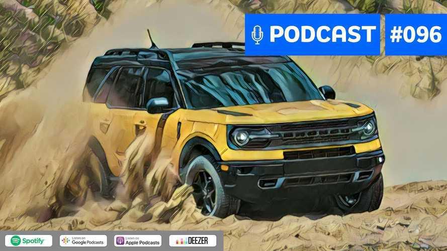 Motor1.com Podcast #96: Bronco Sport e outras estreias da Ford para o Brasil em 2021