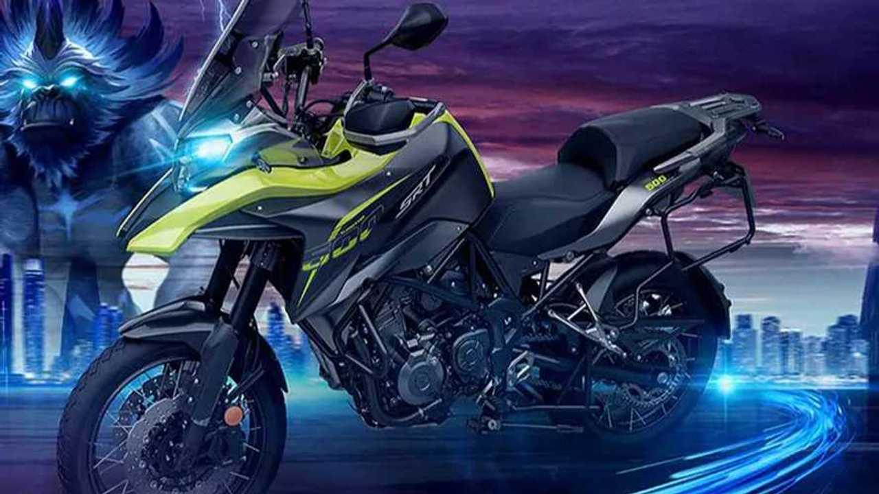2021 Benelli TRK 502X