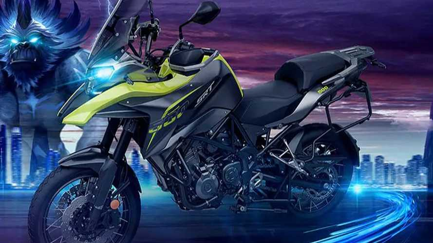 The 2021 Benelli TRK 502X Has Been Unveiled