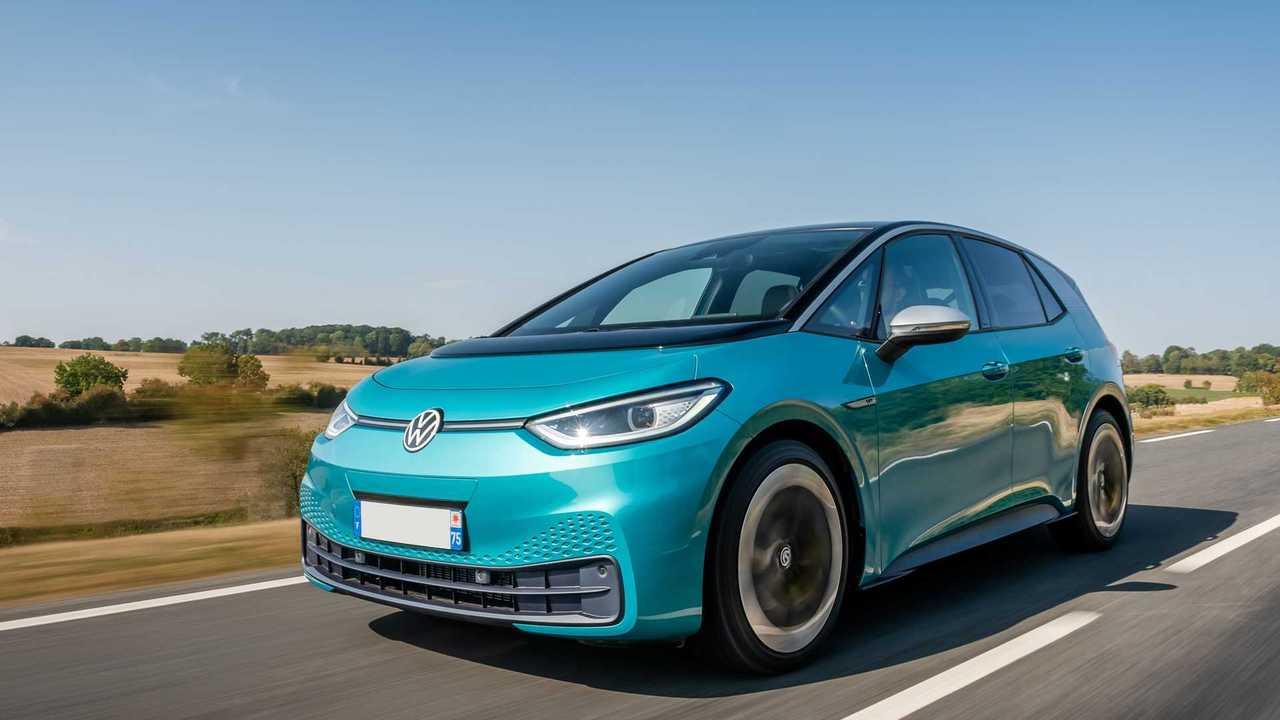 Teste Volkswagen ID.3 (2020) - movimento