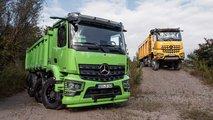 Mercedes Arocs (2021): Krasse Kipper für den Bau