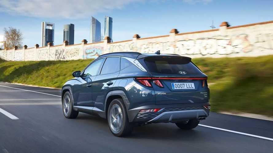 Prueba Hyundai Tucson 2021