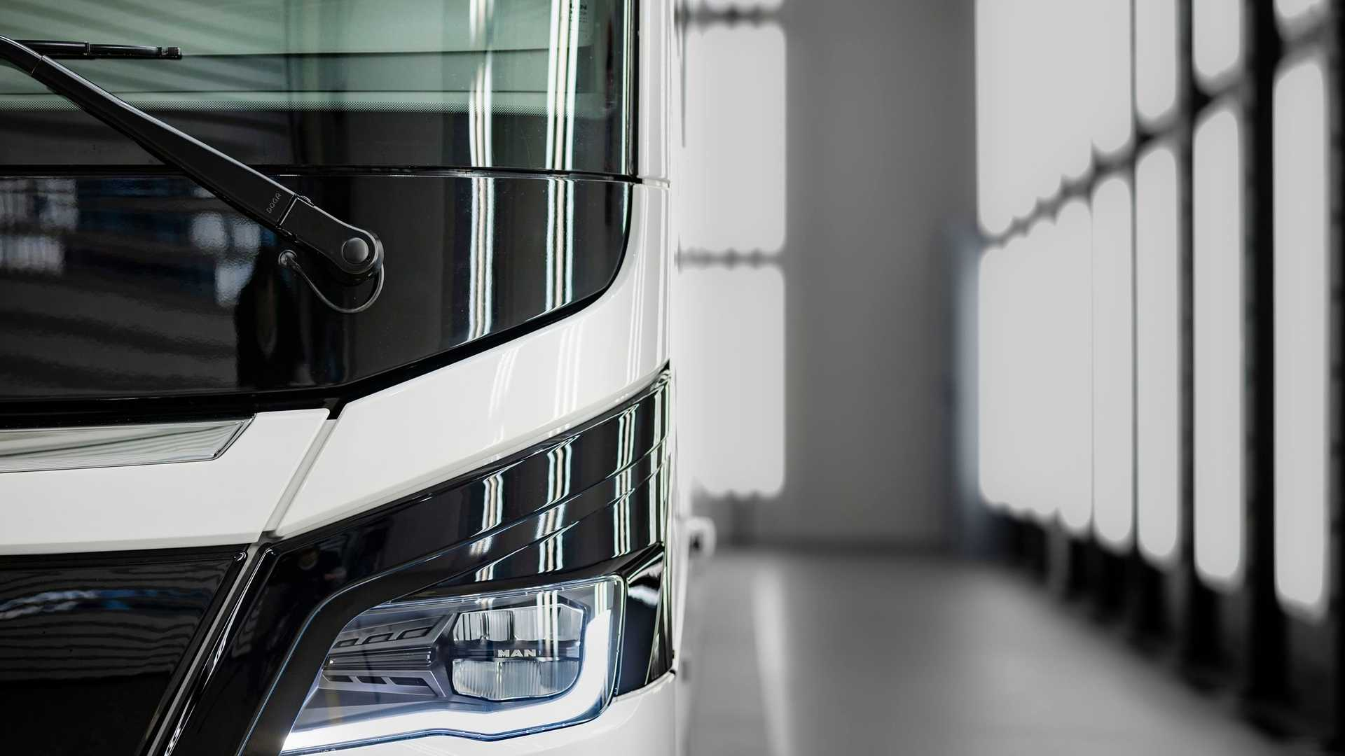 MAN electric bus production