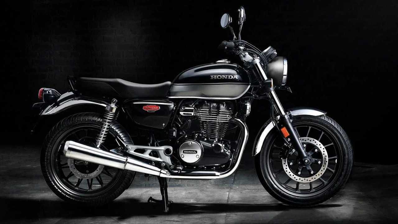 Year-2021 Honda CB350