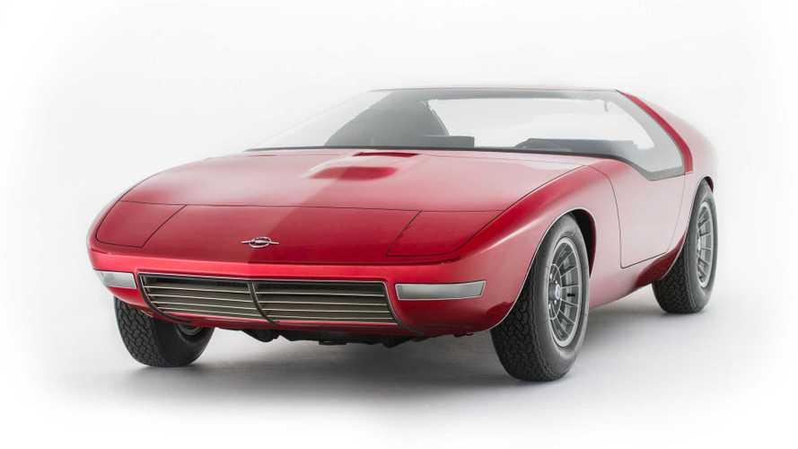 Prototipos olvidados: Opel CD Concept (1969)