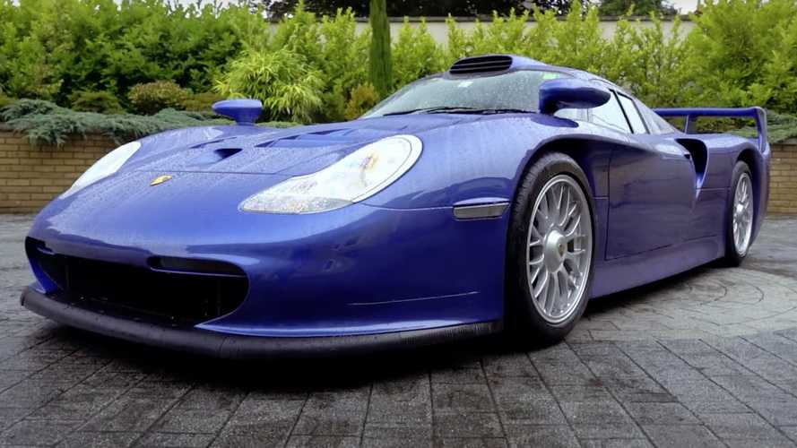Watch Tiff Needell Experience A Rare Porsche 911 GT1 In Scotland