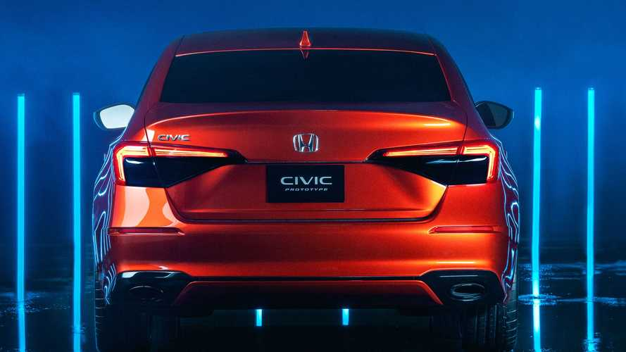 Honda Civic 2022 terá motores 2.0 e 1.5 turbo nos Estados Unidos