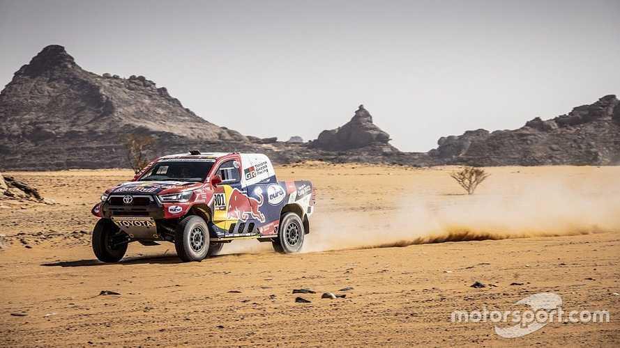 Dakar 2021, Étape 4 - Al-Attiyah gagne mais ne reprend rien à Peterhansel