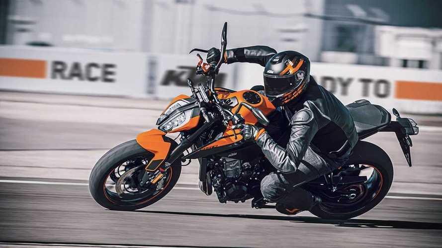 2021 KTM 890 Duke Sets New Baseline