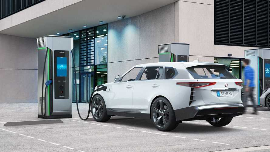 Siemens Launches 96% Efficient Sicharge D Fast Charger
