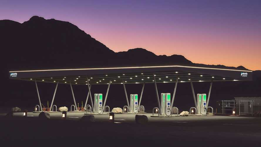 Electrify America Surpasses 500 Charging Stations, Isn't Slowing Down