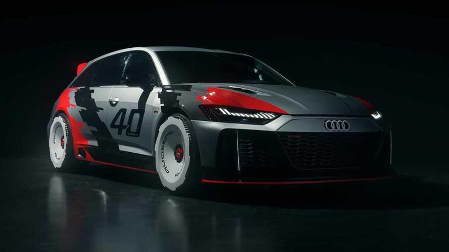 Audi RS 6 GTO, la wagon è una bomba nei sogni dei giovani designer