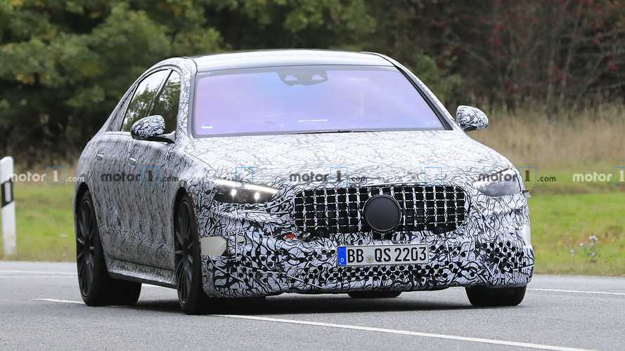 Next-Gen Mercedes-AMG S63 Spy Photos