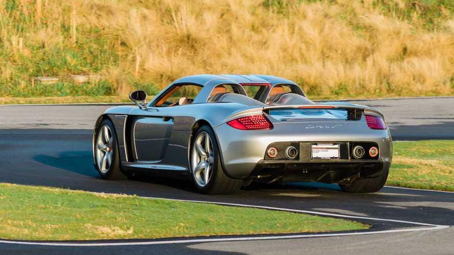 Cette Porsche Carrera GT a été démontée puis remontée 78 fois
