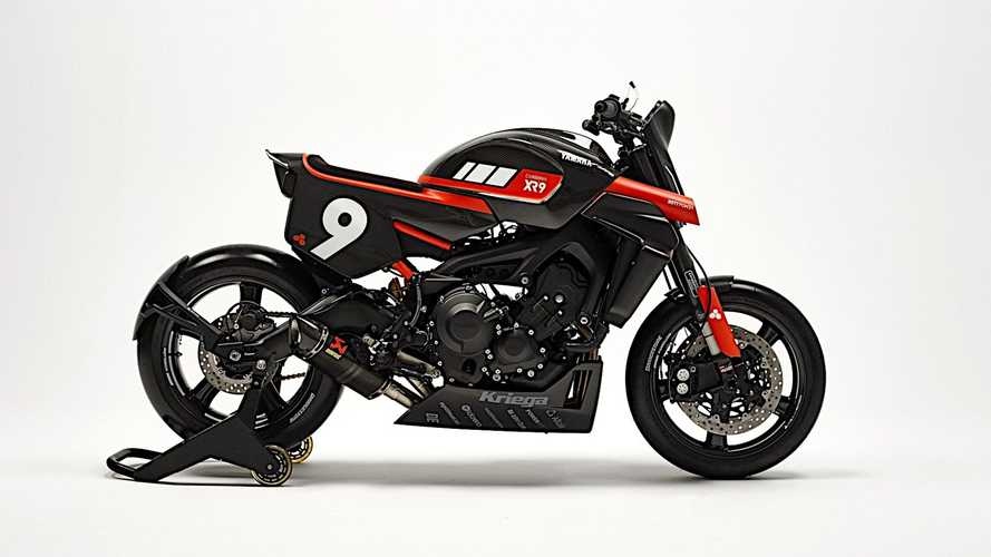 Yamaha And Bottpower Team Up On Carbon Fiber Bolt-On XSR900 Kit