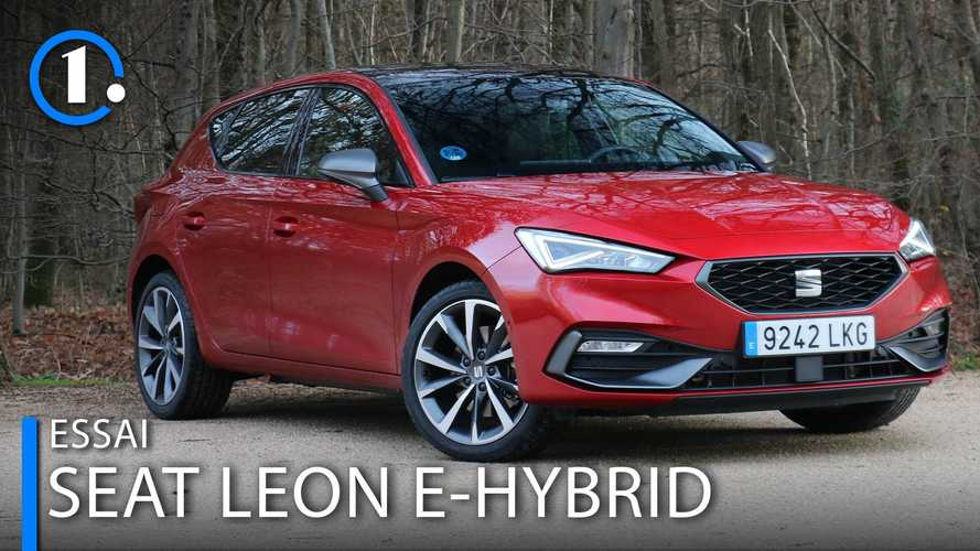 Essai Seat Leon e-Hybrid - Que reste-t-il à l'Audi A3 ?
