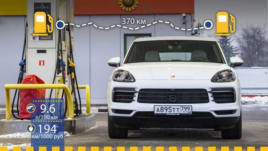Cayenne E-Hybrid: зачем кроссоверу Porsche батарейка за два миллиона?