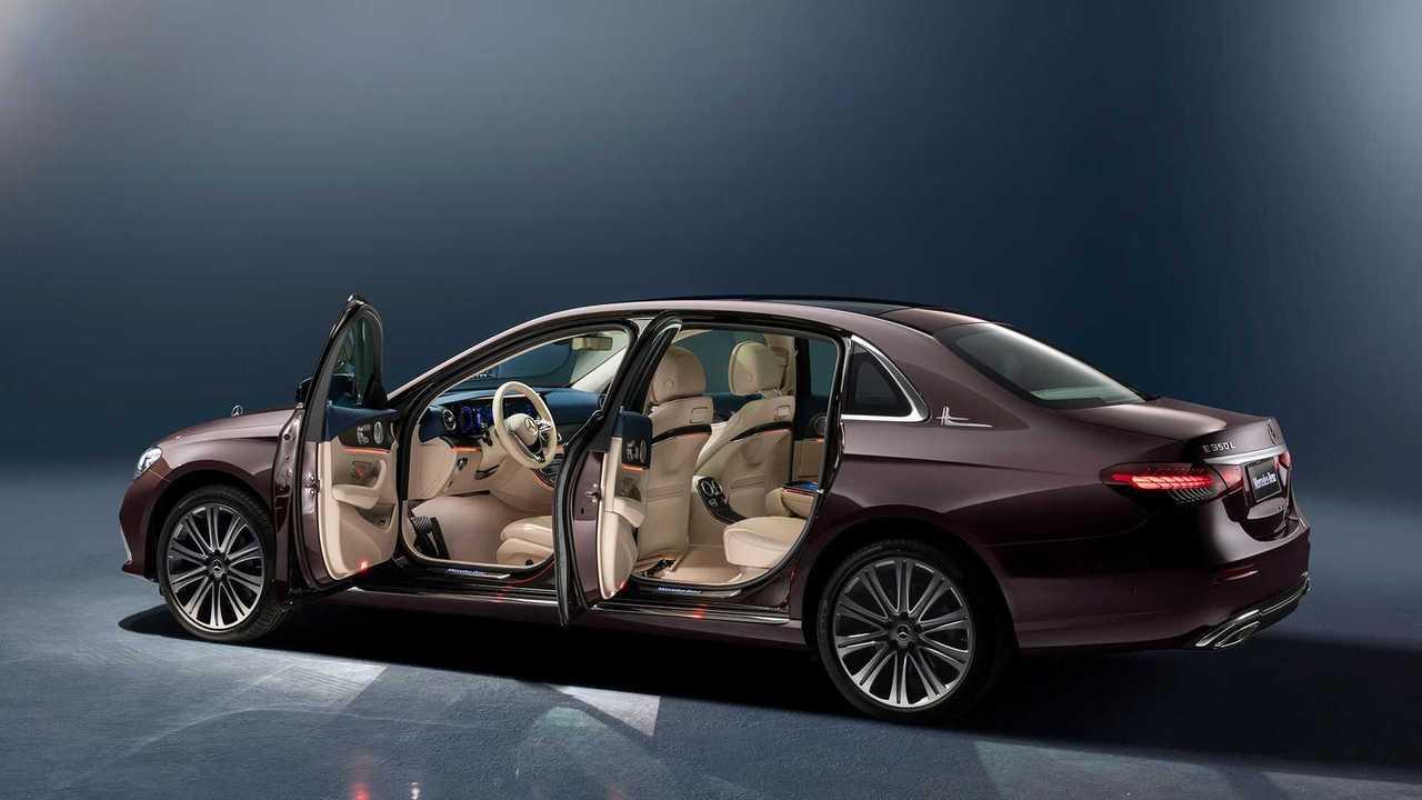 2020 Mercedes-Benz E-Klasse Langversion
