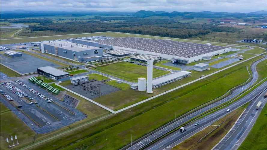 BMW: fábrica de Araquari chega aos 6 anos com 60 mil carros produzidos