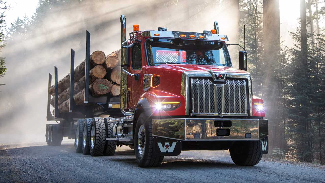 Western Star 49X vocational truck (lead image)