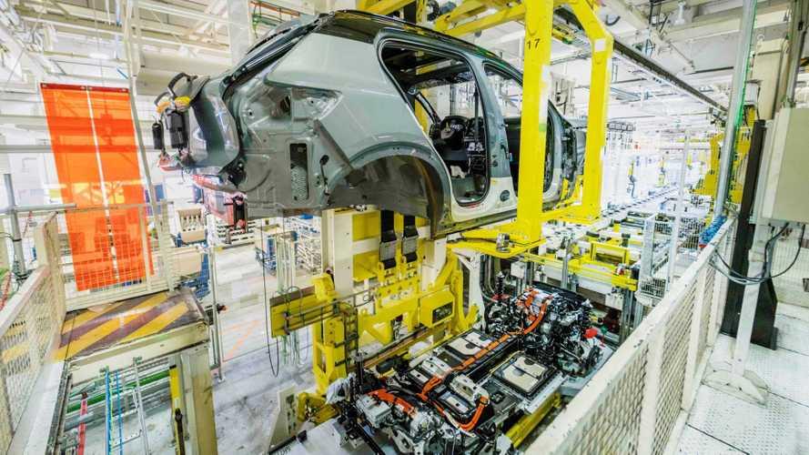 Volvo vai triplicar capacidade de produção de elétricos em fábrica na Bélgica
