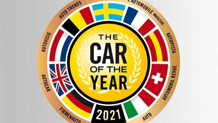 2021 için Avrupa'da Yılın Otomobili Ödülü'nün ilk listesi açıklandı