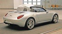 porsche 550one concept 550 james dean