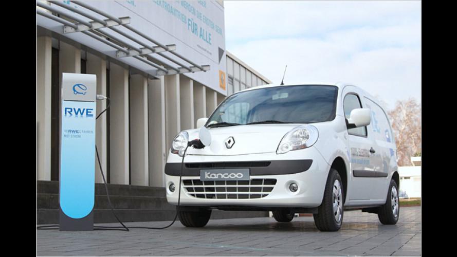 Elektroautos für das Ruhrgebiet